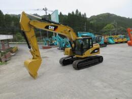 CATERPILLAR Excavators 320D RR 2012