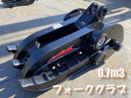 丸順 アタッチメント(建設機械) 機械式フォーク