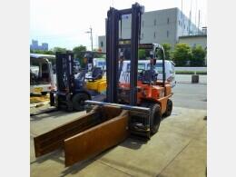 NISSAN Forklifts FGJ02 2002