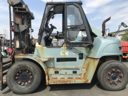 MITSUBISHI Forklifts FD100 2015