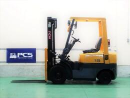 TCM Forklifts FD15Z18 2001