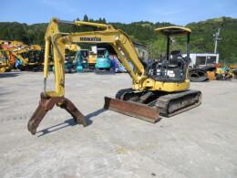 KOMATSU Mini excavators PC40MR-3 2013