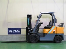 UNICARRIERS Forklifts FHGE25T15 2016