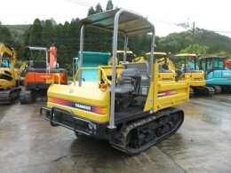YANMAR Carrier dumps C30R-2B 2014