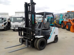 UNICARRIERS Forklifts FHD25T5 2016