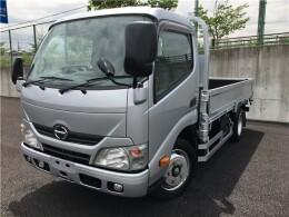 日野 平ボディ TKG-XZU640M                                                                                                                     2014年9月