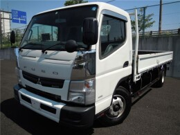 MITSUBISHI FUSO Flatbed trucks SKG-FEB90                                                                                                                     2011/11