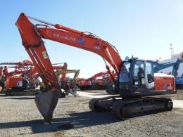 HITACHI Excavators ZX200-3 2011