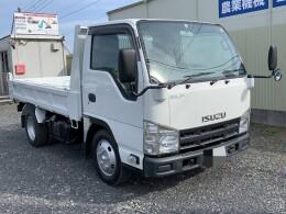 いすゞ ダンプ車 SKG-NJR85AD 2012年4月