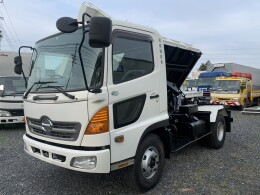 HINO Dump trucks BKG-FC7JJYA 2009/4
