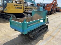 YANMAR Carrier dumps C12R-B 2008