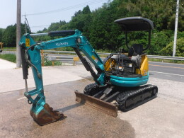 KUBOTA Mini excavators U-20-3S                                                                         2008