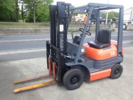 TOYOTA Forklifts 6FGL10