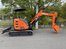 HITACHI Mini excavators ZX30U-5A 2013