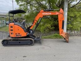 HITACHI Mini excavators ZX30U-5B 2015