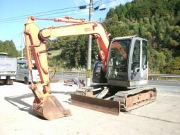 HITACHI Excavators ZX75US-3 2008