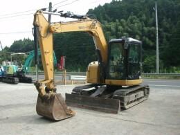 キャタピラー 油圧ショベル(ユンボ) 308E CR 2013年
