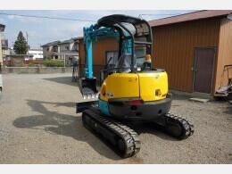 KUBOTA Mini excavators RX-406 2011