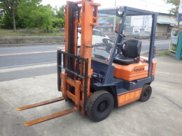 TOYOTA Forklifts 5FGL15