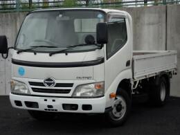 日野 平ボディ BKG-XZU304M                                                                                                                     2011年2月