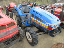 ISEKI Tractors TU225F 1985