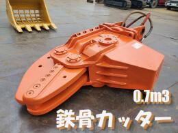日本ニューマチック アタッチメント(建設機械) 鉄骨切断機