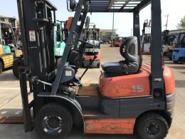 TOYOTA Forklifts 6FGL15 1997