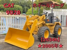CATERPILLAR Wheel loaders 902B 2005