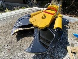 坂戸工作所 アタッチメント(建設機械) 鉄骨切断機