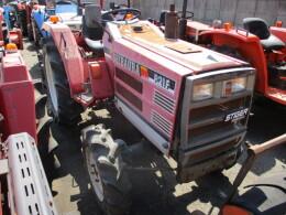 SHIBAURA Tractors P21F 1985