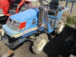 ISEKI Tractors TU140F 1985