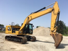 CATERPILLAR Excavators 320 2018