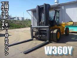 WIGGINS フォークリフト W360Y