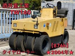酒井重工業 ローラー TS160 2004年
