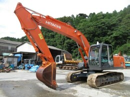 HITACHI ZX200-3 2010