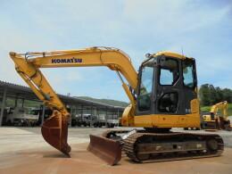 KOMATSU Excavators PC78US-8 往復配管・マルチレバー付                                                                         2014