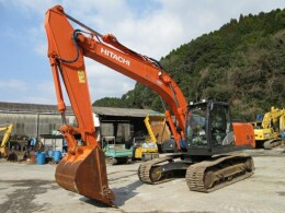 HITACHI Excavators ZH200-5B                                                                         2013