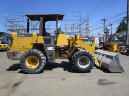 KOMATSU Wheel loaders WA80-3 1998