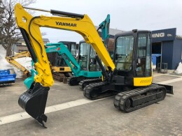 YANMAR Mini excavators ViO50-2                                                                         2000
