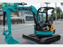KUBOTA Mini excavators RX-406                                                                         2012