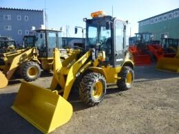 KOMATSU Wheel loaders WA30-6E0 2018