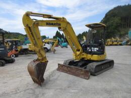 KOMATSU Mini excavators PC45MR-5 2016