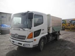 HINO Dump trucks TKG-FD9JDAA