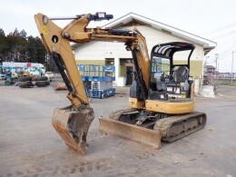 CATERPILLAR Mini excavators 050E SR 2016