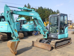 KOBELCO Mini excavators SK55SR-6 2015