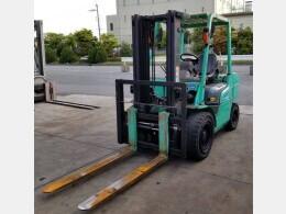 MITSUBISHI Forklifts FGE30T 2013
