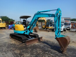 KUBOTA Mini excavators U-40-3S                                                                         2006