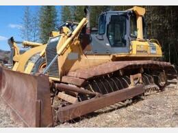 KOMATSU Bulldozers D65PX-15E0