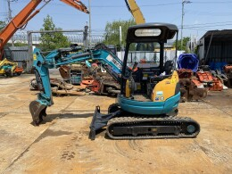 KUBOTA Mini excavators RX-203S 2013