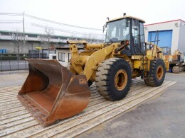CATERPILLAR Wheel loaders 950H 2009